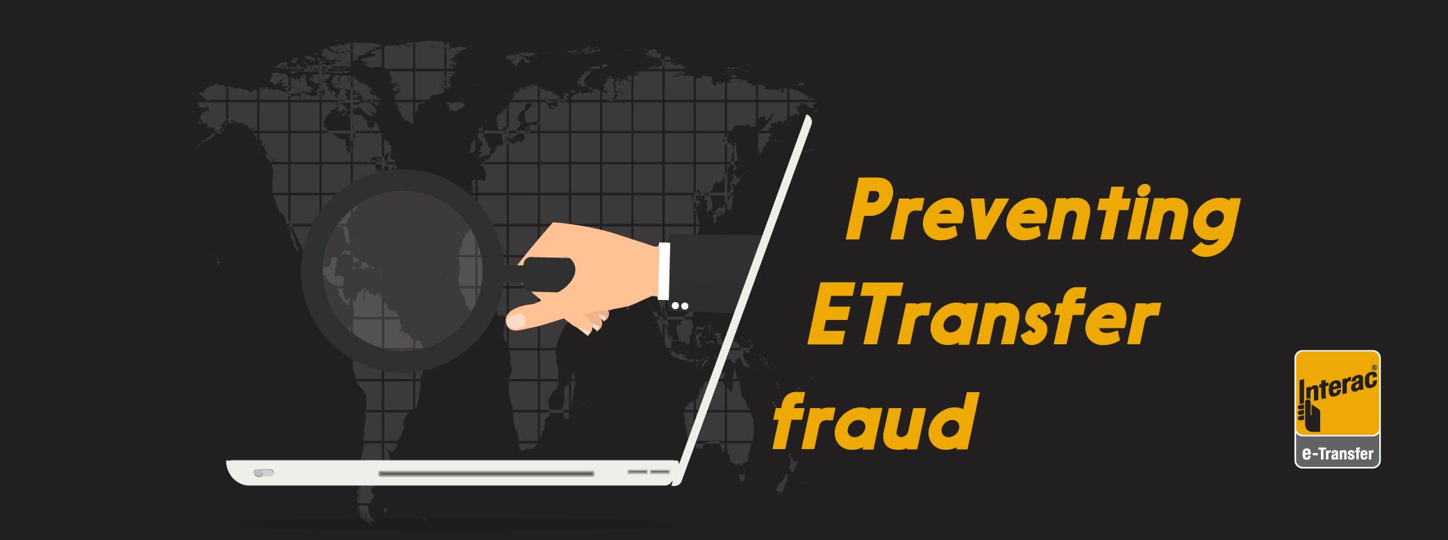 Preventing etransfer fraud